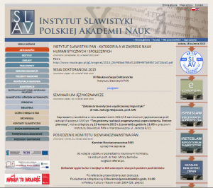 www.ispan.waw.pl